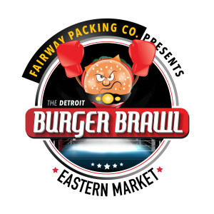 Detroit Burger Brawl-Logo